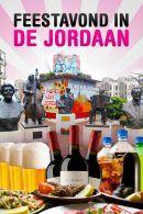 Feestavond in de Jordaan