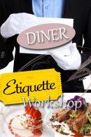 Etiquette diner met butler in Amsterdam