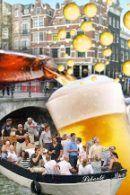 Borrelsloep in Amsterdam