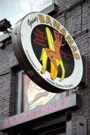 Vrijgezellenfeest mannen bananenclub wallen Amsterdam