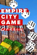 Lunch – Empire City Tablet Game – Borrel in Amsterdam
