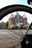 Fietspuzzeltocht in Amsterdam