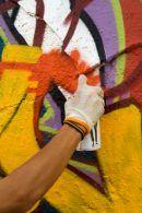 Workshop Graffiti spuiten in Amsterdam
