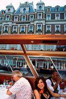 Lunch Cruise rondvaart in Amsterdam