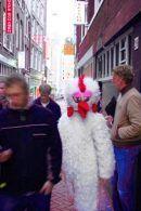 Vrijgezellentour door Amsterdam