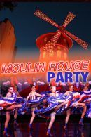 Moulin Rouge Party in Amsterdam