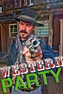 Western Party in Amsterdam