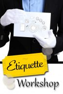 Workshop Etiquette met butler in Amsterdam