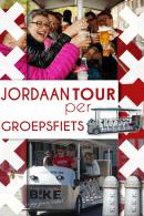 Jordaan Tour per Groepsfiets in Amsterdam