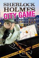 Sherlock Holmes Tablet Game in Amsterdam