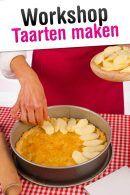 Workshop Trendy Taarten Maken in Amsterdam
