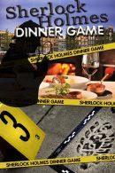 Sherlock Holmes Tablet Dinnergame in Amsterdam