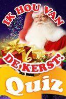 Ik Hou Van de Kerst Quiz Dinerspel in Amsterdam