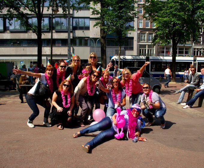 Kies uit 73 vrijgezellenfeesten vrouwen in Amsterdam