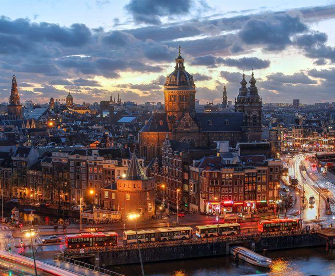 Kies uit 43 avondarrangementen in Amsterdam