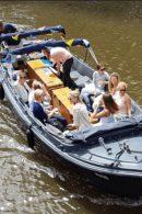 Tapas Cruise op een Sloep in Amsterdam