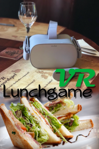 VR Lunchspel in Amsterdam