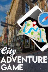 City Adventure in Amsterdam