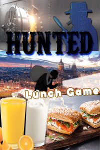 Hunted Tablet Lunch Game in Amsterdam