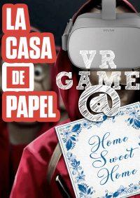 La Casa de Papel VR-spel voor thuis